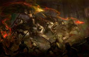 Dark Riders by TARGETE