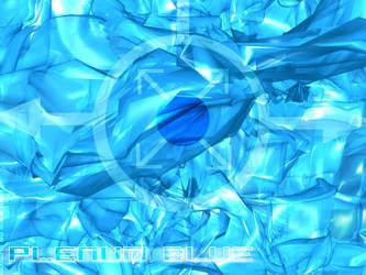 Plenum Blue by kyle