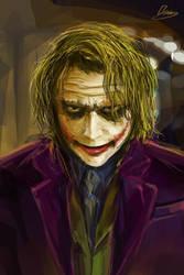 Smilling Joker by zgul-osr1113
