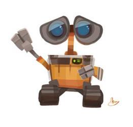 WALL-E by zgul-osr1113