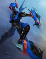 Prime Arcee by zgul-osr1113