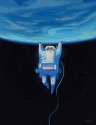 astronaut by zgul-osr1113
