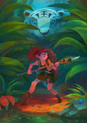 Jungle by zgul-osr1113