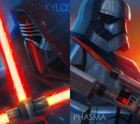 New villains by zgul-osr1113