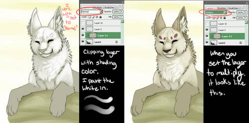How I Shade by Stalcry