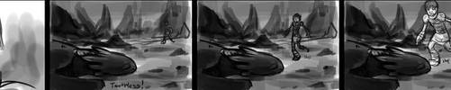 Dont Leave Me - HTTYD Storyboard by Stalcry