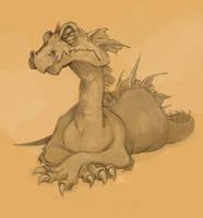 Old Dragon by soonumb