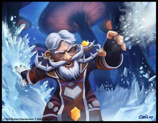 The Ice Baron by Chenzan