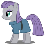 Vector #24 - Maud Pie by DashieSparkle