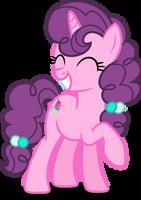 Vector #144 - Sugar Belle by DashieSparkle