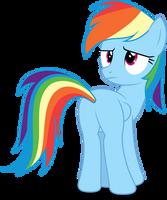 Vector #265 - Rainbow Dash #37 by DashieSparkle