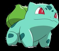 Vector #271 - Bulbasaur #2 by DashieSparkle