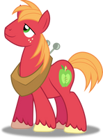 Vector #305 - Big McIntosh #2 by DashieSparkle
