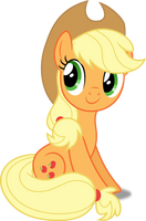 Vector #310 - Applejack #17 by DashieSparkle
