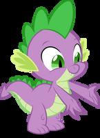 Vector #312 - Spike #12 by DashieSparkle