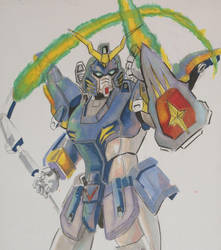 2011 comision anime boston death scyth by Gerlich-Illustration