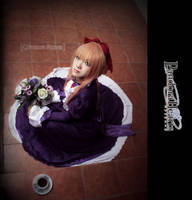 Pandora Hearts: Sharon 1 by CrimsonRosesCosplay