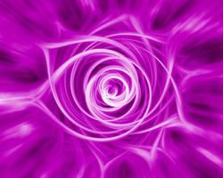 Violet Rose by ausrejurke
