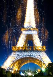 Artificial Fireworks by ausrejurke