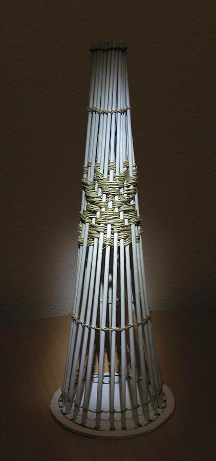 Symbolic Christmas Tree by ausrejurke