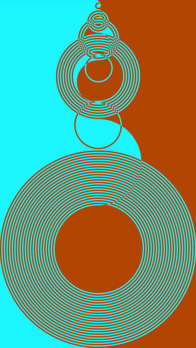 Recaman Sequence by ausrejurke