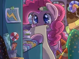 PinkiePie's Secret Room by tikrs007
