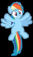 Moar Rainbow Dash! by MasterRottweiler
