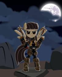My Little Diablo: Demon Hunter (Wildfire edition) by MasterRottweiler