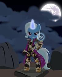 My Little Diablo: Wizard (Trixie edition) by MasterRottweiler
