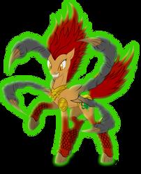 My Little Diablo: Andariel by MasterRottweiler