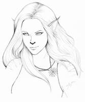 Teela Eagle [Starcall Gift] by LeilaAscariz