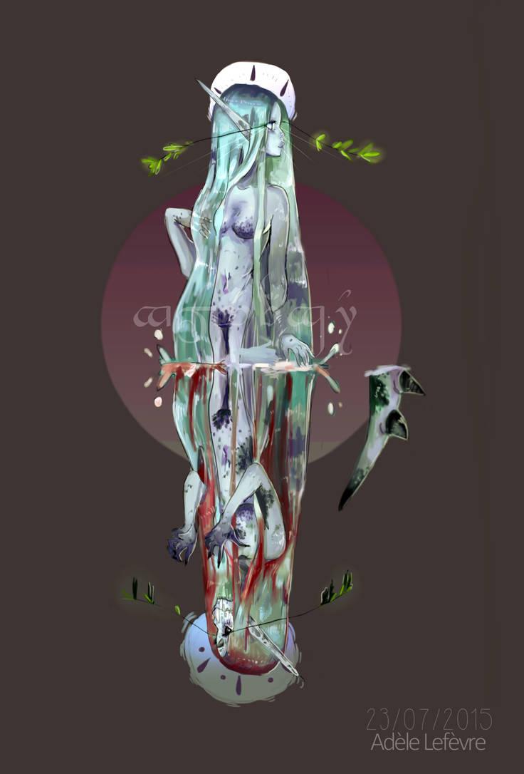 Image Ange Et Demon ange et demonsuperadele on deviantart