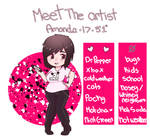 Meet The Artist by ReineSomber