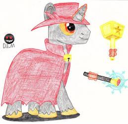 Pony Daroach by Darkman224