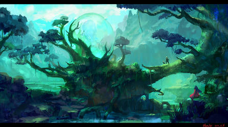 Stranded dream 06 by hod660