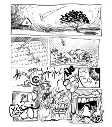Comic meetup by dgcordon