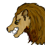 Lion by Fluffypuppy77
