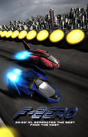 F-Zero poster 00'00''01 by omegalife