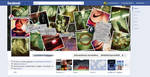 Facebook Timeline Cover by LaCaroratcha