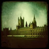 London series IV by LaCaroratcha