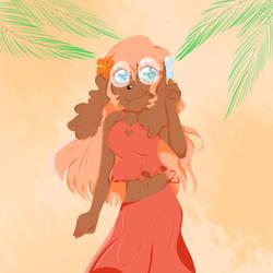 Aloha!! by CocoTherabbit101917