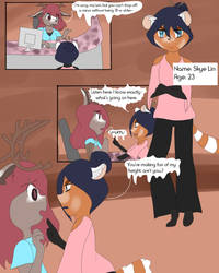 Luck MAgnet [Page 2] by CocoTherabbit101917