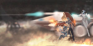 Team - Mass Effect by LoginovLS