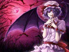 Scarlet devil by noridomotomiriki