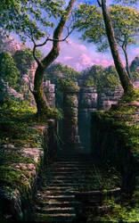temple by VityaR83