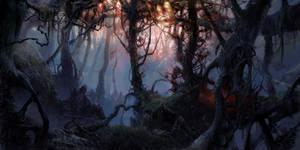 dark forest by VityaR83