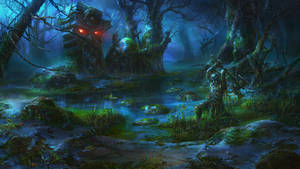 Swamp by VityaR83