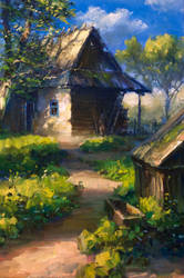 Hut by VityaR83