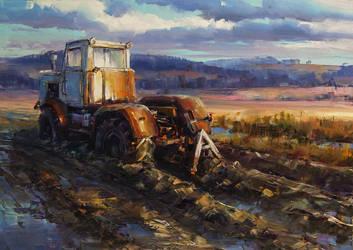 Tractor2 by VityaR83