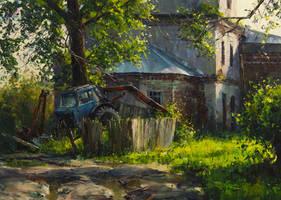 Tractor1 by VityaR83